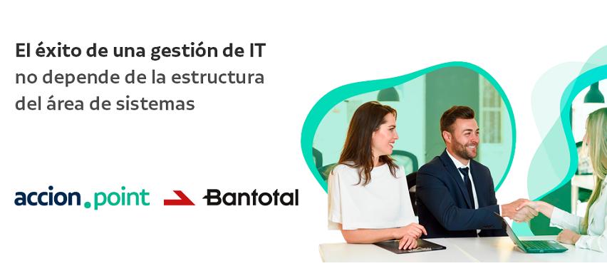 El éxito de una gestión de IT no depende de la estructura del área de sistemas