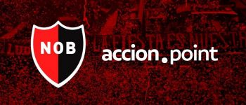 Newell's Old Boys introduced Accion Point as a technology sponsor