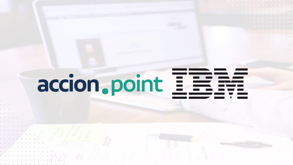 Accion Point becomes an IBM Business Partner