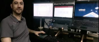 "Iván Tomasevich: ""Reconvertí mi perfil profesional: pasé de ser técnico en sonido a desarrollador de software"""