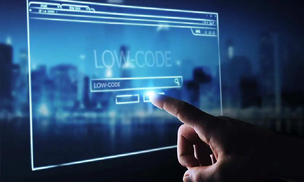 Low-code facilitates the evolution towards Industry 4.0.